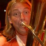Schräge Volksmusik gehört zum Kulturfrühling in Dorf Tirol