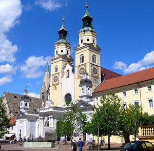 Der Dom zu Brixen.