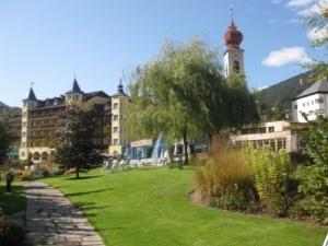 Hotel Adler, St.Ulrich: Spezialisiert auf Wellness und Wandern: Foto: Heiner Sieger