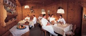 Viele Köche verderben den Brei - nicht jedoch im Sporthotel Obereggen.