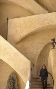 Häufig in Bruneck anzutreffen: Schlossherr Reinhold Messner. - Foto: MMM