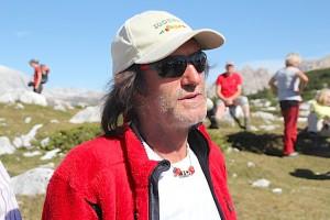 Ist gerne in seinen Südtiroler Heimatbergen unterwegs: Bergsteiger-Legende Hans Kammerlander
