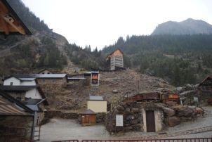 Einzigartig im Alpenraum: Beim Schneeberg können Besucher die komplette Produktionskette eines Bergwerks nacherleben - vom Erzabbau über den Transport bis zur Aufbereitung. - Foto: André Paul