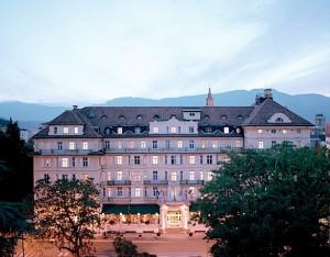 Das Parkhotel Laurin in Bozen: Von Kopf bis Fuß dem Jugendstil verschrieben, Foto: Parkhotel Laurin
