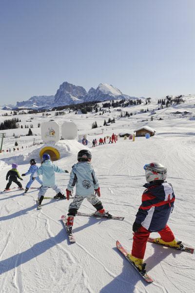 Seiser Alm: Winterspaß auf 8000 Fußballfeldern | Schönes Südtirol - Part 3