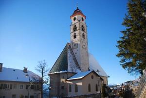 Die Pfarrkirche zu den Heiligen Ulrich und Wolfgang wurde vor über 500 Jahren errichtet. - Foto: Helene Thaler