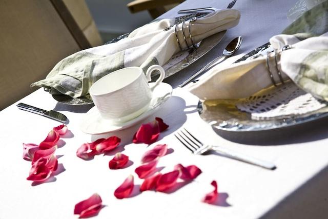 Der Mia ist auch in Südtirol die Hoch-Zeit für Verliebte und Romantiker;Foto: Sport- und Wellnessresort Quellenhof