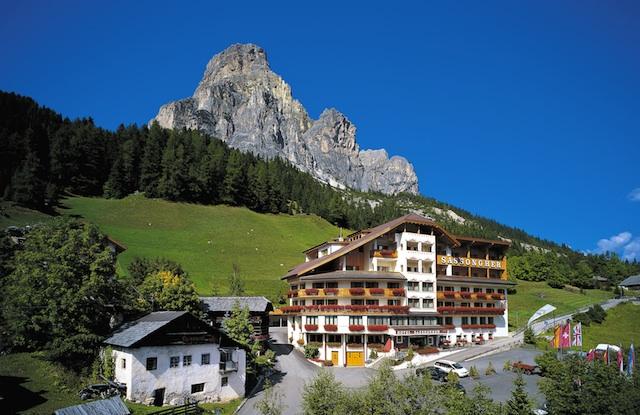 Hotel Sassongher: Wellness inmiten der Dolomiten