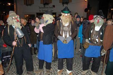 Uralte Sarntaler Tradition: Klöckeln