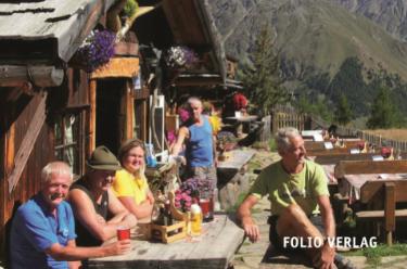 Titelbild Südtirols schönste Almwirtschaften