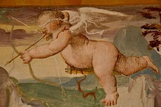 Eros war schon im Mittelalter auf Schloss Runkelstein ein Thema; Foto: Verkehrsamt BozenVerkehrsamtderStadtBozen