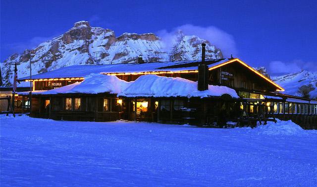 Ein Hort der Gastlichkeit - der Club Moritzino in Alta Badia; Foto: Freddy Planinschek