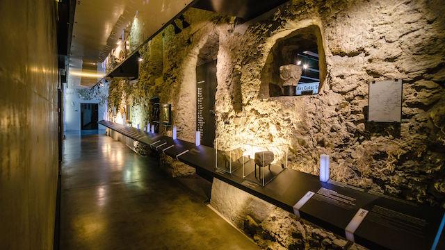Das Klostermuseum von Europas höchstgelegener Benediktinerabtei Marienberg im Vinschgau hat Star-Architekt Werner Tscholl entworfen. Bildnachweis: Südtirol für alle