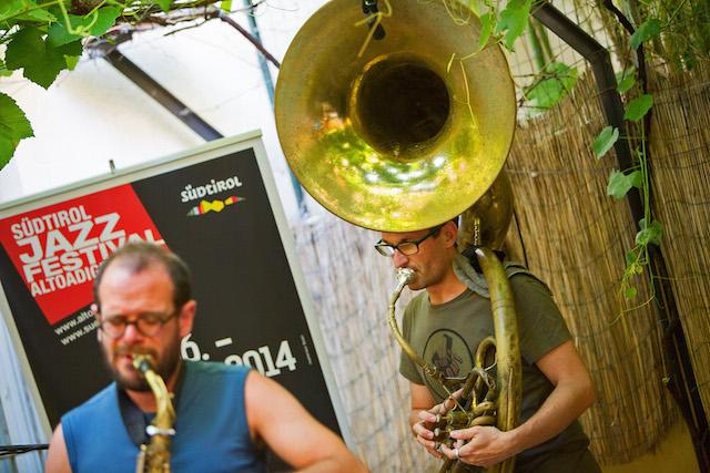 Beim Südtirol Jazzfestival 2015 stehen britische Bands im Vordergrund, Foto: G.Pichler
