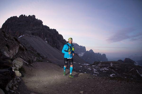 Der North Face Lavaredo Ultra Trail in Cortina d'Ampezzo ist einer der weltweit anspruchsvollsten Wettläufe überhaupt. Foto: Cortina Tursimo