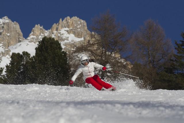 Skispaß auf bestens präparierten und doppelt prämierten Pisten; Foto: Paolo Codeluppi