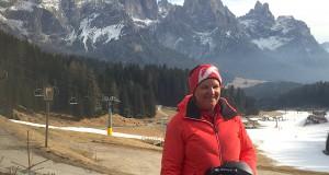Valeria Ghezzi, Präsidentin des Präsident des Verbandes italienischer Bergbahnen und Chefin der Funivia Tognola, Foto: Heiner Sieger/schönessüdtirol.de