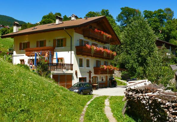 Thalerhof in Schnauders bei Feldthurns; Foto: Thalerhof