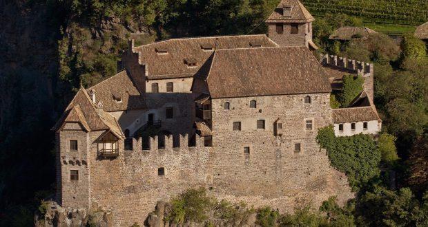 Schloss Runkelstein in Bozen beherbergt zahlreiche ausßergewöhnliche Fresken: Foto: TV Bozen