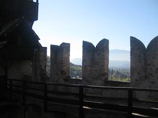 Wunderschönes Schloss Runkelstein