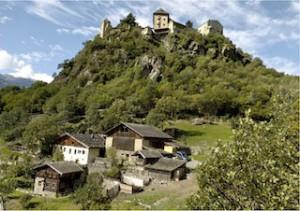 Törggelen auf Vorbestellung: Schlosswirt bei Reinhold Messners Schloss Juval, Foto: Schlosswirt