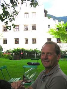 Franz Graf Pfeil: Eigenwilliger Kreateur unverwechselbarer Weine, Foto. Heiner Siegerå