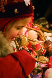 Die Vorfreude bei den Kleinen auf Weihnachten ist riesengroß.