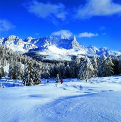 San Martino di Castrozza bietet ein fantastisches Ambiente. - Foto: Tourismusverband San Martino di Castrozza