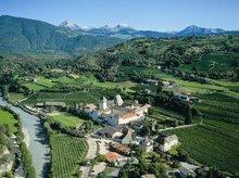 Eine Reise wert: Kloster Neusfift bei Brixen