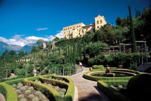 Die Gärten von Schloss Trauttmannsdorff sind Südtirols Ausflugsziel Nummer eins. - Foto: Marketinggesellschaft Meran