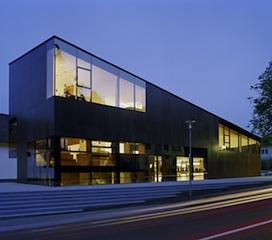 Im winecenter Kaltern trifft moderne Architektur auf eine mehr als 100-jährige Kellerei, Foto: winecenter Kaltern