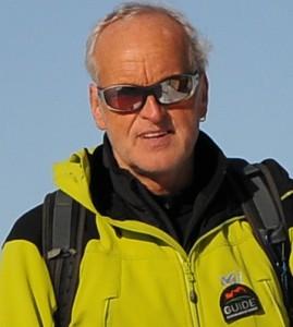 Bergwanderführer Artur Obkircher.