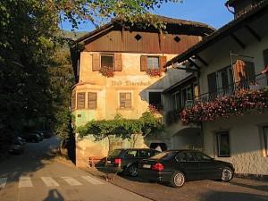 Landgasthof mit Charme: Bad Turmbach in Eppan.