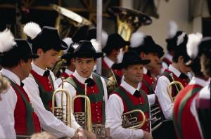 Mehr als 200 Musikkapellen gibt es noch in Deutschland, Foto: TV Bozen