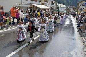St. Christina: Gröden trägt Festtagstracht