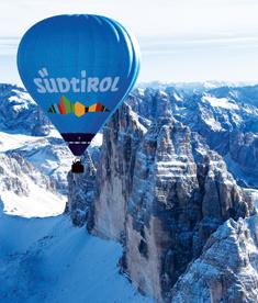 Toblach: Dolomiti-Balloon-Festival