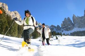 Tiers: Romantische Winterlebnisse im Cyprianerhof
