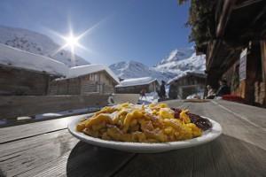 Schenna: Winter- und Wandervergnügen im frischen Schnee