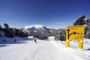 Freie Fahrt in alle Richtungen – Obereggen ist ein Skigebiet mit allen Schwierigkeitsgraden. - Foto: Roberto Brazzoduro