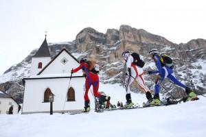 Alta Badia: Start der Tour de Sas ist heuer in St. Leonhard; Foto: Daniel Töchterle