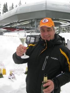 Südtiroler Sturkopf: Georg Eisath ist die treibende Kraft hinter der neuen Latemar-Runde; Foto: HeinerSieger