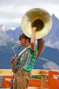 Matthias Schriefl gehört zu den gefragten deutschen Jazzern bei Südtiroler Jazzfestival; Foto: GPichler