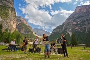 Jazz auf der Südtiroler Alm; Foto: GPichler