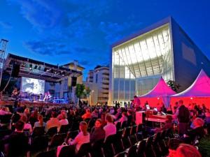 Auch in diesem Jahr gastiert das Südtirol Jazzfestival wieder in Bozen; Foto: GPichler