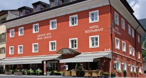 """Wenn es im Herzen Innichens brummt, dann genüsslich und zwar im Hotel """"Grauer Bär"""""""