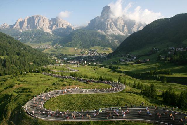 Umweltfreundliches Sportereignis: Dlomitenmarathon per Rad, Foto: Freddy Planinscheck