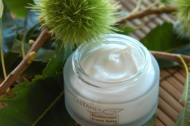 Castanaea-Kosmetik mit dem Wirkstoff der Kastanie,Foto: Hotel_Unterwirt