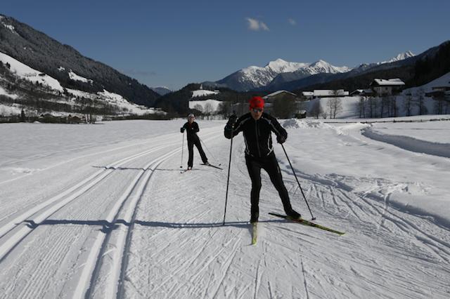 Hält fit und macht Spaß: Skilanglauf im Eisacktal.com