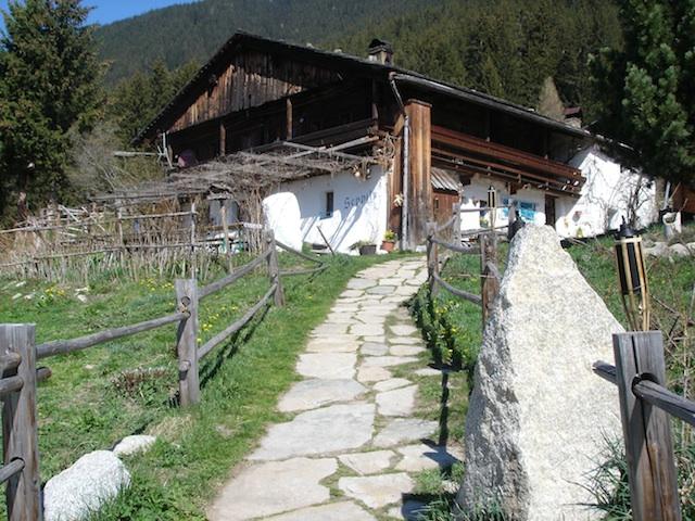 Seppila: Autarkes Wirtshaus im Pustertal; Foto: Georg Weindl