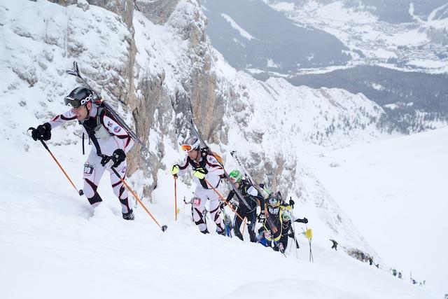 Anstregende Herausforderung: Tour de Sas 2013 Foto: Freddy Planinschek